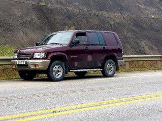 Bán Isuzu Trooper năm sản xuất 2001, xe nhập, 100 triệu