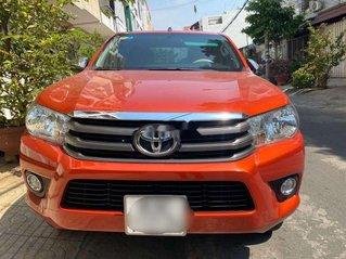 Cần bán lại xe Toyota Hilux năm 2017, xe nhập, giá 620tr