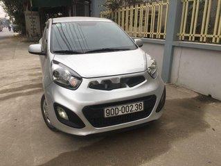 Cần bán xe Kia Morning sản xuất 2013, xe nhập