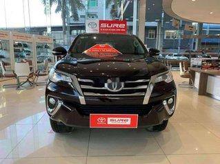 Cần bán xe Toyota Fortuner năm sản xuất 2017, nhập khẩu