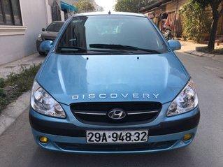 Cần bán lại xe Hyundai Getz năm sản xuất 2008, nhập khẩu xe gia đình giá cạnh tranh