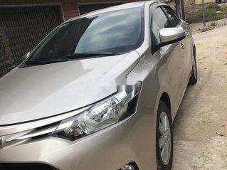 Cần bán lại xe Toyota Vios sản xuất năm 2017, giá chỉ 395 triệu