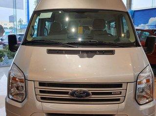 Bán ô tô Ford Transit sản xuất 2021, màu bạc, giá mềm