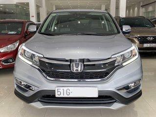 Cần bán Honda CR V sản xuất năm 2017, xe chính chủ giá thấp