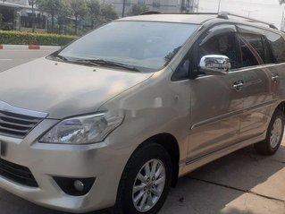 Cần bán Toyota Innova sản xuất năm 2012 còn mới, giá tốt