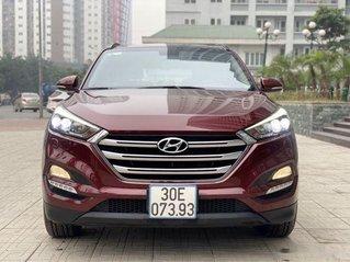 Bán ô tô Hyundai Tucson năm sản xuất 2016, màu đỏ còn mới