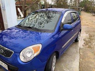 Bán xe Kia Morning sản xuất năm 2011, màu xanh lam, giá 118tr