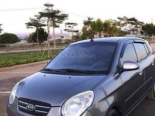 Bán Kia Morning năm 2011, màu xám, giá thấp, động cơ ổn định