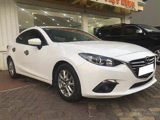 Bán xe Mazda 3 1.5 AT năm sản xuất 2015, màu trắng