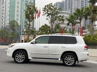 Hỗ trợ mua xe giá thấp với chiếc Lexus LX570 Sx 2012