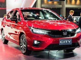 Honda City RS 2021, đủ màu giao ngay, Honda Ô tô Đăk Lăk - Hỗ trợ trả góp 80%, giá ưu đãi cực tốt