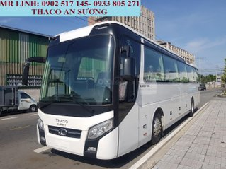 Xe khách 47 chỗ Thaco bầu hơi - Thaco Bluesky TB120S