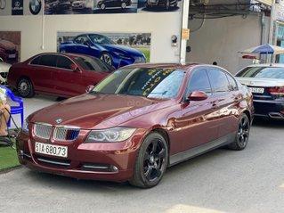 Bán xe BMW 3 Series đăng ký lần đầu 2006, màu đỏ nhập khẩu giá chỉ 320 triệu đồng