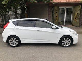 Gia Hưng Auto bán xe Hyundai Accent màu trắng sx 2015