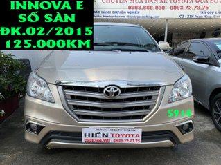 Toyota Innova E số sàn, giá cực rẻ, đăng kí 02/2015