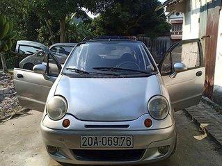 Cần bán Daewoo Matiz năm 2003, màu bạc