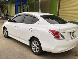 Cần bán xe Nissan Sunny sản xuất 2013, màu trắng, giá 313tr