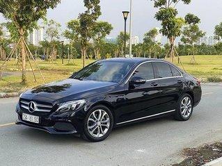 Bán Mercedes C200 đời 2017, màu đen