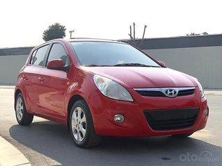 Xe Hyundai i20 đời 2011, màu đỏ, xe nhập còn mới