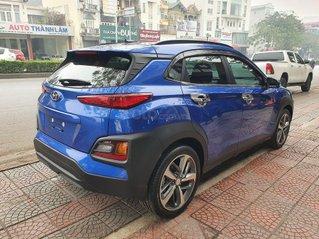 Bán Hyundai Kona sản xuất 2019, màu xanh lam, nhập khẩu
