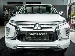 Mitsubishi Pajero Sport dòng xe sang bậc nhất phân khúc, lăn bánh khai niên, nhận ưu đãi đặc quyền