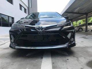Bán xe Toyota Corolla Altis 2021, màu đen, 763 triệu