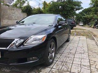 Bán Lexus GS350 năm sản xuất 2009, màu đen, xe nhập, giá chỉ 950 triệu