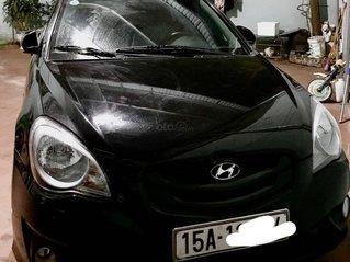 Bán xe Hyundai Verna 2009, màu đen, giá ưu đãi