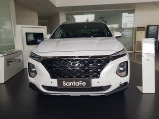 Hyundai Santafe 2021- chỉ 249tr nhận xe ngay - Tặng tiền mặt lên đến 70tr + Bộ phụ kiện chính hãng