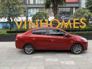 Cần bán xe Mitsubishi Attrage năm 2017, màu đỏ, nhập khẩu nguyên chiếc, giá chỉ 365 triệu đồng
