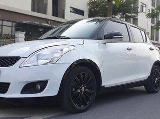 Bán ô tô Suzuki Swift 1.4 AT 2015, màu trắng chính chủ, 385 triệu