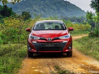 Bán Toyota Vios 1.5MT - tặng gói phụ kiện chính hãng- chương trình khuyến mãi tốt - lăn bánh chỉ 128 triệu