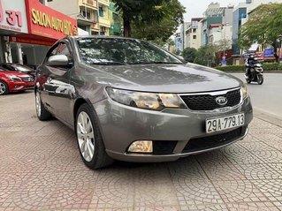 Cần bán xe Kia Forte 1.6AT năm sản xuất 2011, màu xám