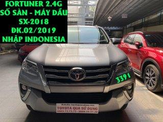 Fortuner G số sàn, hàng hiếm, đk 02/2019