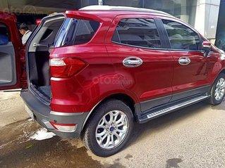 Cần bán lại xe Ford EcoSport sản xuất 2015, màu đỏ còn mới, giá tốt