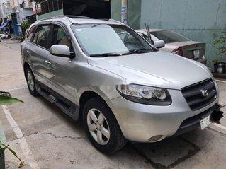 Cần bán gấp Hyundai Santa Fe đời 2008, màu bạc, xe nhập chính chủ, 315 triệu