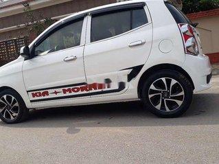 Cần bán lại xe Kia Morning đời 2012, màu trắng