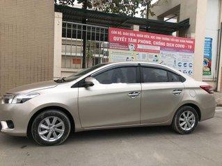 Bán Toyota Vios năm 2015, giá thấp, xe chính chủ