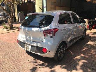 Cần bán lại xe Hyundai Grand i10 năm sản xuất 2018, màu bạc, 365tr