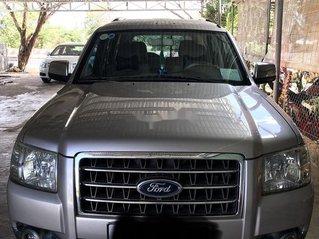 Bán Ford Everest sản xuất năm 2007, xe một đời chủ giá ưu đãi