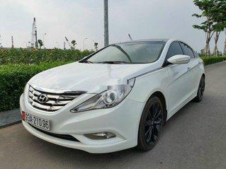 Cần bán lại xe Hyundai Sonata 2.0AT sản xuất năm 2010, nhập khẩu nguyên chiếc