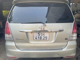 Bán Toyota Innova năm sản xuất 2008, xe giá thấp