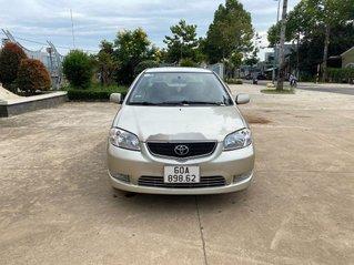 Cần bán Toyota Vios sản xuất 2003, giá ưu đãi