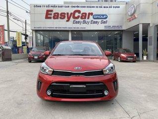 Bán Kia Soluto năm 2019, màu đỏ, giá thấp, động cơ ổn định