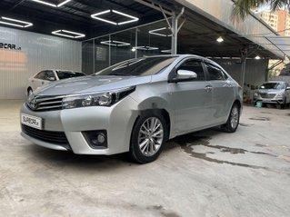 Bán Toyota Corolla Altis đời 2017, màu bạc chính chủ