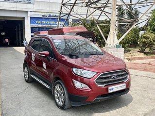 Cần bán Ford EcoSport năm 2018, xe giá thấp, giao nhanh