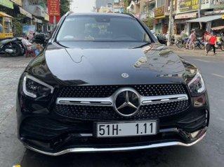 Cần bán xe Mercedes GLC-Class sản xuất năm 2020, màu đen còn mới