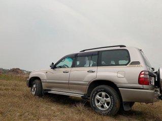 Cần bán gấp Toyota Land Cruiser sản xuất 2001 giá cạnh tranh