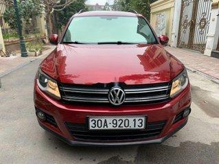 Cần bán lại xe Volkswagen Tiguan sản xuất năm 2012, nhập khẩu giá cạnh tranh