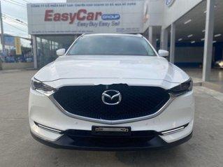 Bán Mazda CX 5 đời 2018, màu trắng còn mới